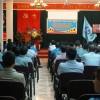 Hội nghị tổng kết Tháng công nhân gắn với tháng An toàn vệ sinh lao động – Phòng chống cháy nổ; Giao lưu giữa Ban lãnh đạo Công ty Nước sạch Hà Nội với công nhân trực tiếp năm 2018