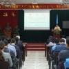 Lễ tổng kết hội thảo chống thất thoát thất thu và nâng cao năng lực giai đoạn II của Jica tại Công ty Nước sạch Hà Nội