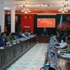 Bí thư Thành Ủy Hà Nội Hoàng Trung Hải thăm, kiểm tra công tác phục vụ Tết nguyên đán Kỷ Hợi 2019 và chúc tết cán bộ công nhân lao động Công ty Nước sạch Hà Nội