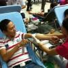 Hoạt động Hiến máu nhân đạo hưởng ứng Tháng Thanh niên năm 2013