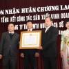 Công ty Nước sạch số 2 Hà Nội đón nhận Huân chương Lao động hạng Nhì