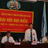 Công ty Nước sạch Hà Nội tổ chức thành công Đại hội đại biểu Đảng bộ lần thứ II nhiệm kỳ 2015-2020