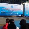 Công ty Nước sạch Hà Nội tham gia Lễ phát động Giải chạy báo Hà Nội Mới mở rộng lần thứ 43 – Vì hòa bình năm 2016 quận Ba Đình