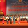 Lễ tuyên dương Công nhân giỏi Thủ đô năm 2017