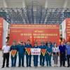 Hội thao quốc phòng lực lượng dân quân tự vệ quận Ba Đình năm 201