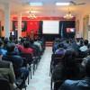 Hội nghị đánh giá kết quả 5 năm công tác Thanh tra – Áp giá – Quản lý khách hàng và 2 năm tổ chức Tiếp nhận thông tin – Dịch vụ một cửa tại Công ty Nước sạch Hà Nội