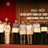 Công ty Nước sạch Hà Nội nhận giấy khen về thành tích xuất sắc trong phong trào thi đua quyết thắng giai đoạn 2008-2010