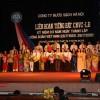 Liên hoan Tiếng hát công nhân viên chức lao động Công ty NSHN năm 2012