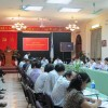Hội nghị Ban chấp hành khóa I Đảng bộ khối Doanh nghiệp Hà Nội (lần thứ 8, mở rộng)