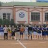 Giao lưu thể thao chào mừng ngày truyền thống của Công ty Nước sạch Hà Nội