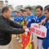 Công ty Nước sạch Hà Nội đạt giải nhì giải bóng đá khối CNVCLĐ- LLVT quận Ba Đình năm 2012