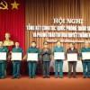 Hội nghị Tổng kết công tác Quốc phòng, quân sự địa phương và phong trào thi đua Quyết thắng năm 2012