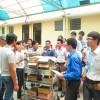 Đoàn Thanh niên Công ty NSHN đến thăm và tặng quà các bệnh nhi tại bệnh viên K xã Tam Hiệp- Thanh Trì
